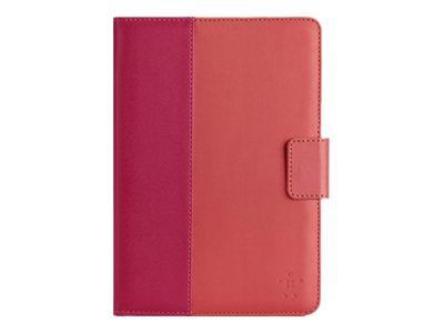 Belkin Classic Tab Cover w/ Stand for iPad mini - Pink