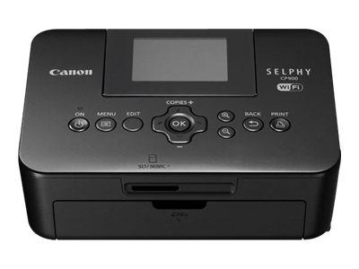 Canon Wireless Compact Photo Printer Selphy CP900