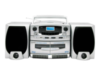 Supersonic Portable MP3 CD Player