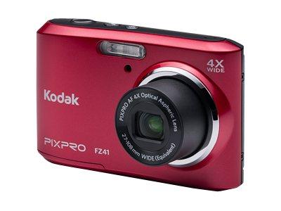Kodak 16-Megapixel PIXPRO Friendly Zoom Digital Camera - Red