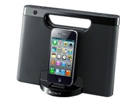 Sony Portable Speaker Dock for iPod® and iPhone® RDP-M7IP/SC