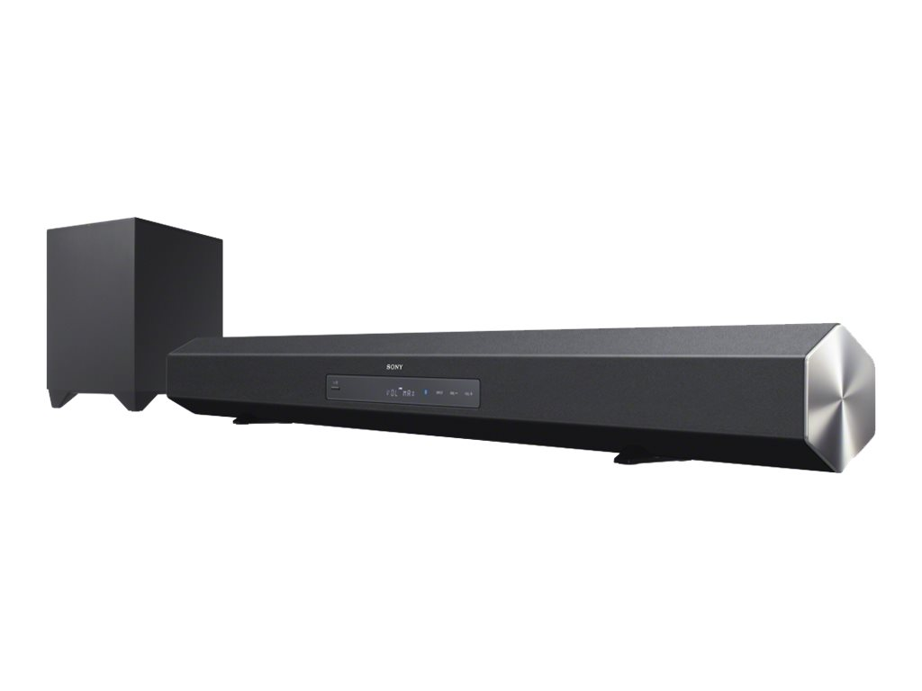 Sony 2.1 Channel 300W Sound Bar w/ Wireless Subwoofer - HT-CT260H