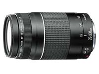 Canon Lens (EF75-300mm) for All SLR Canon Cameras