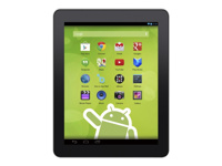 "Zeki 8"" Tablet with 8GB and Android 4.3 - Black"