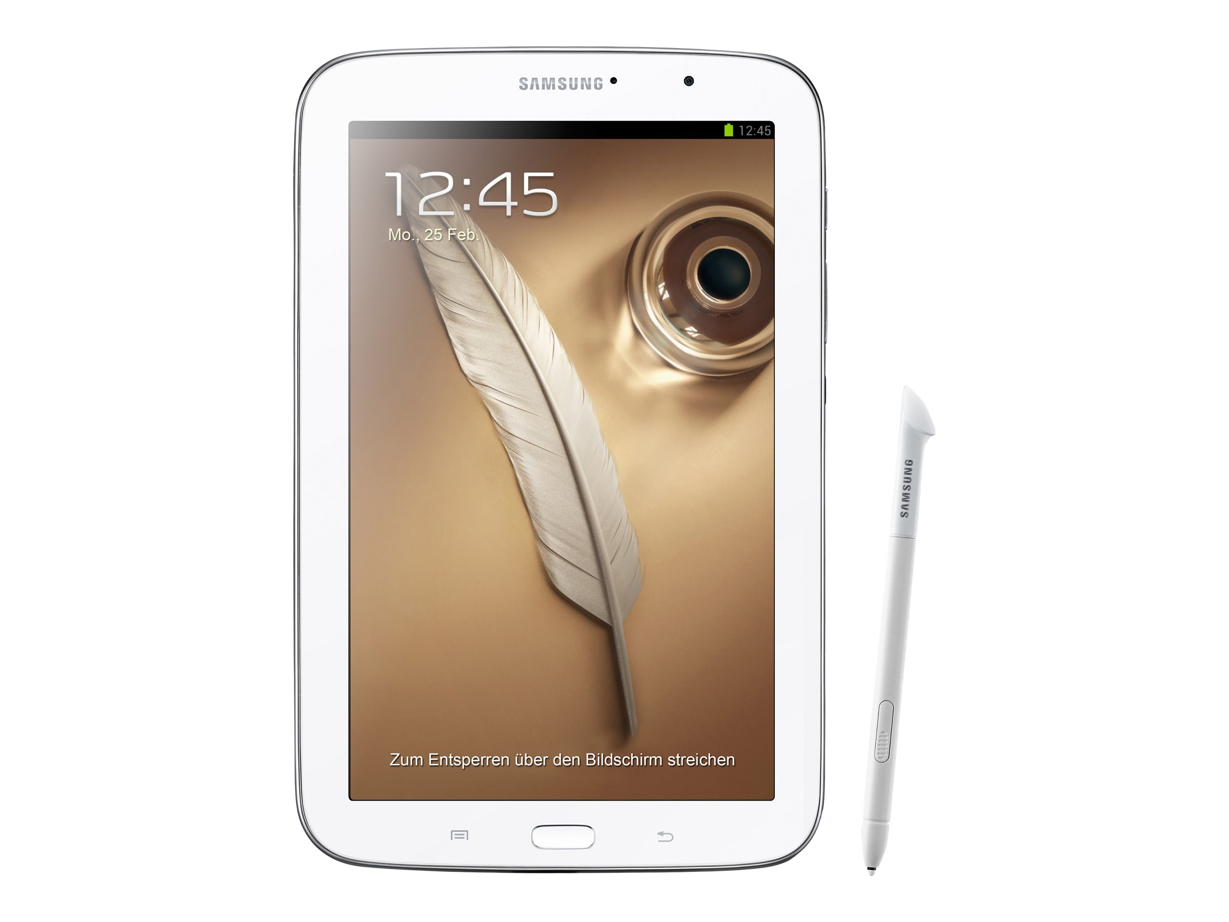 "Samsung Galaxy Note™ 16GB 8"" Display w/ S-Pen™ - White"