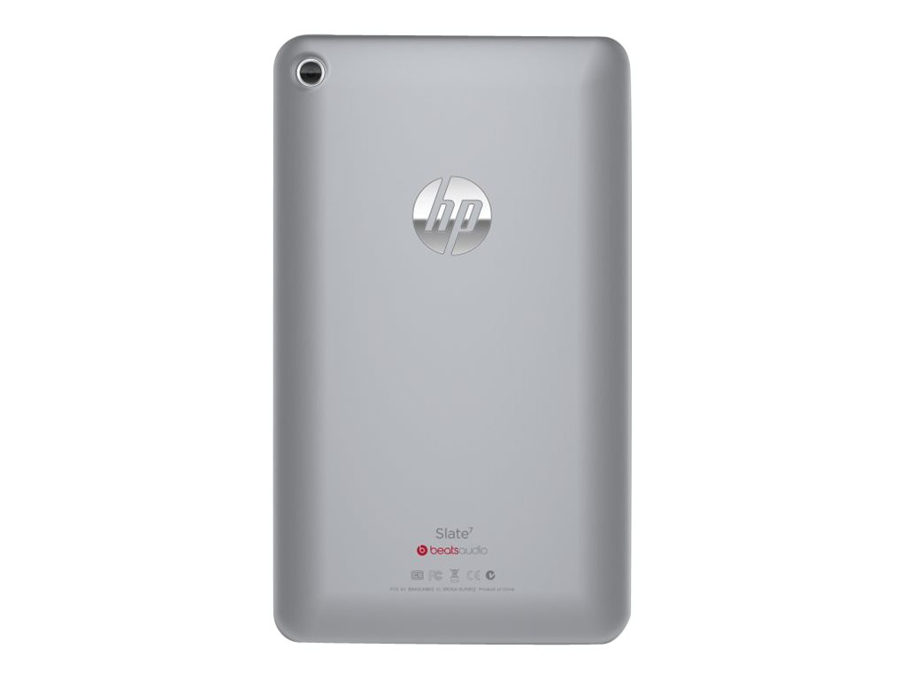 """HP Slate 7-2800 7"""" Tablet with ARM A9 Processor & Android 4.1 Jelly Bean Operating System"""