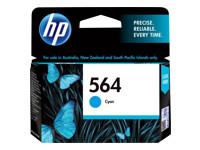 HP Cyan Ink #564 HPCB318WN