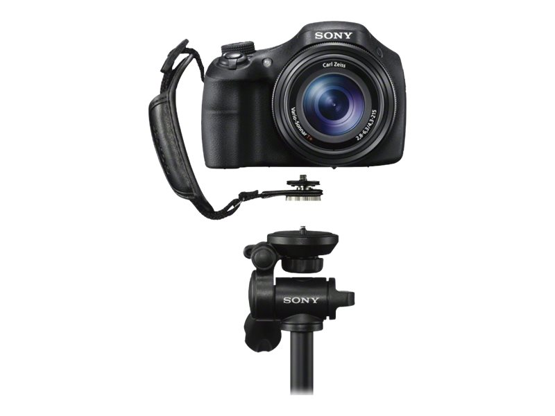 Sony Digital Camera 20.4-Megapixel High Zoom DSC-HX300/B Black