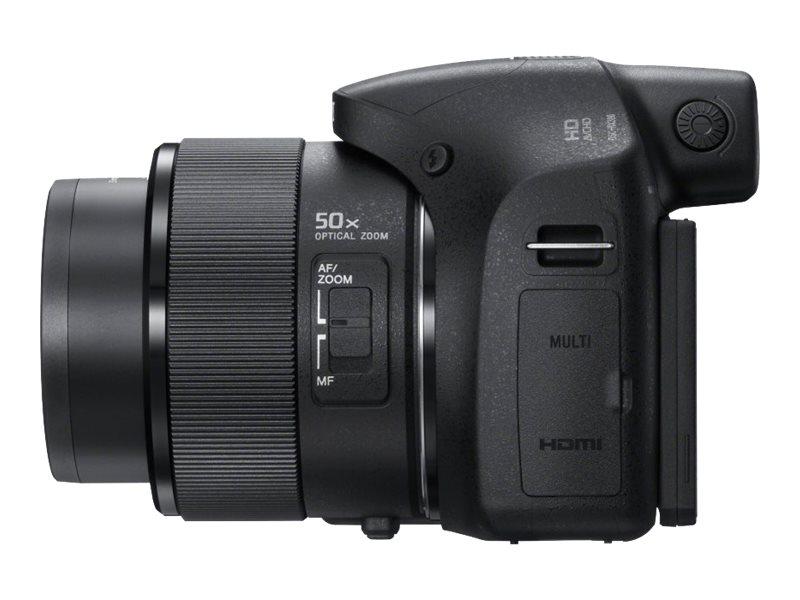 Sony Digital Camera 20.4-Megapixel High Zoom DSC-HX300/B Black