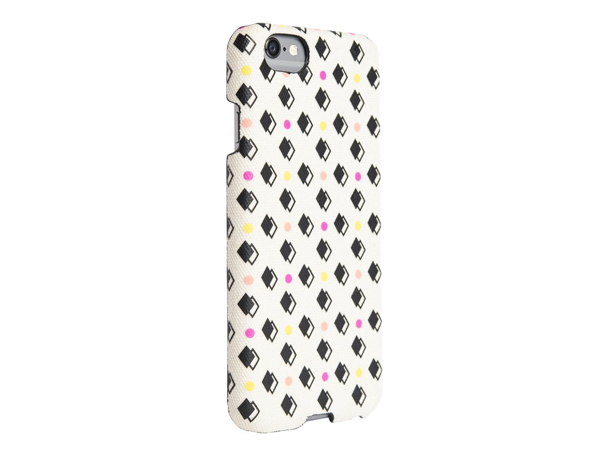 Agent 18 SlimShield Case for iPhone 6 - Dots Over Fabric