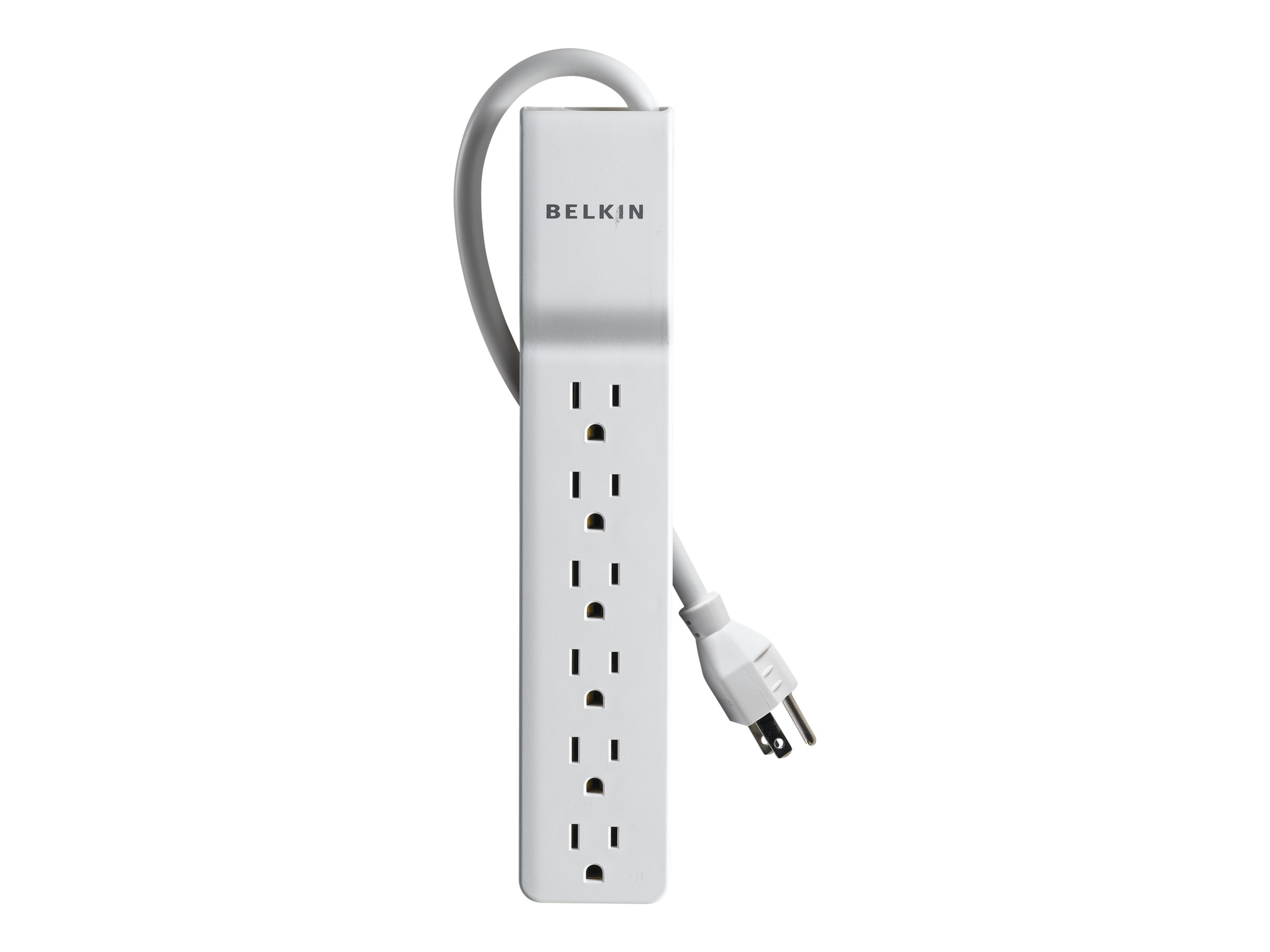 Belkin 6-Outlet Home or Office Surge Protector with 4 ft. Cord