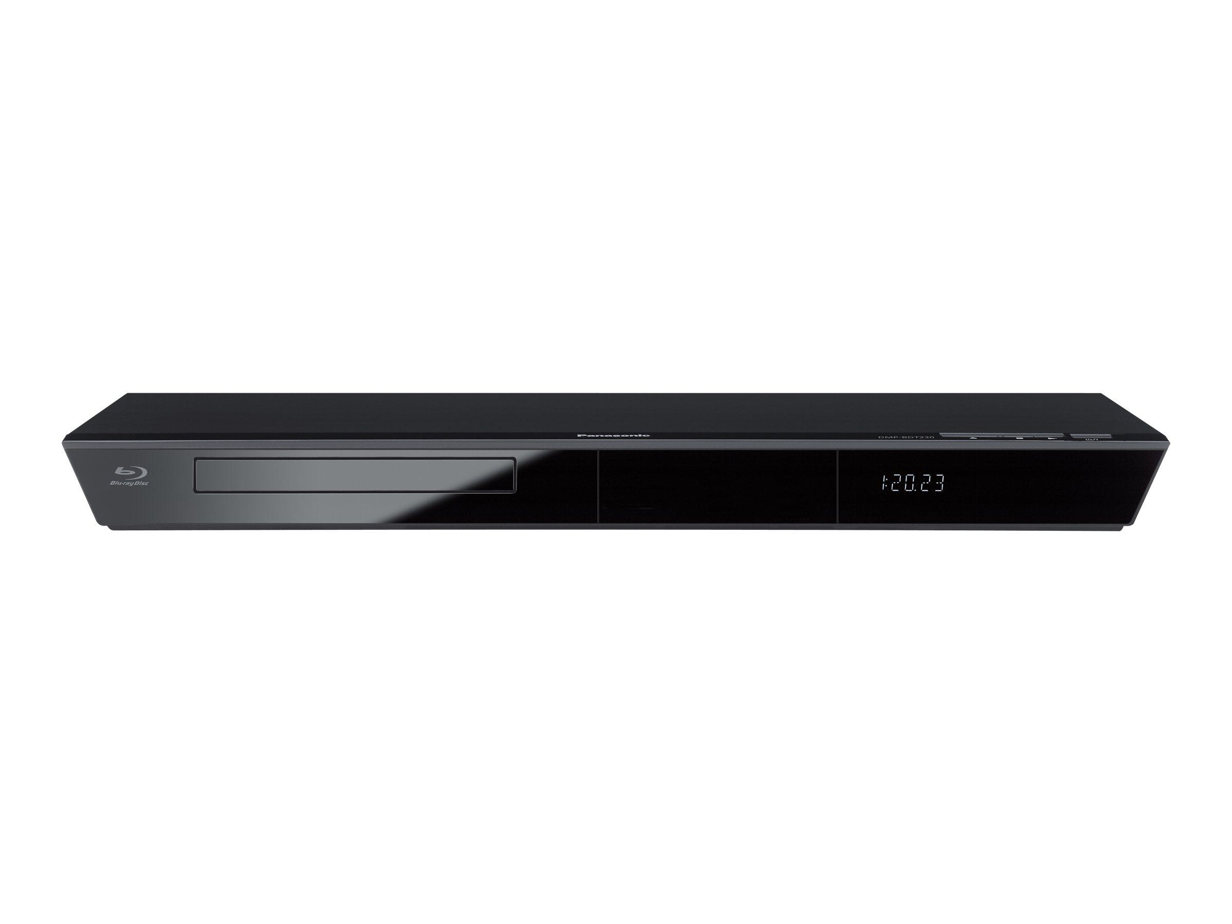 Panasonic Smart Network 3D Blu-ray Disc™ Player - DMP-BDT230