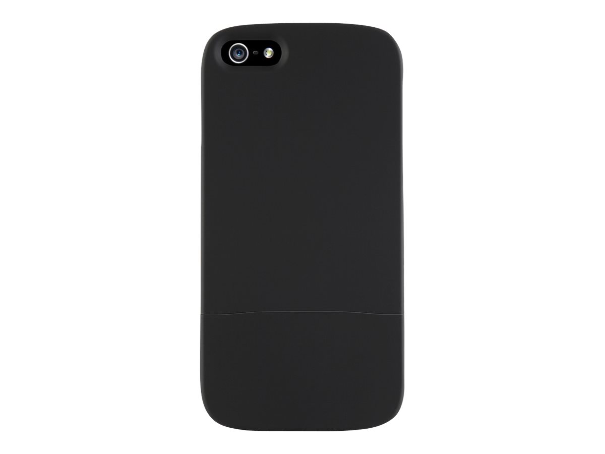 Agent 18 Slider Case for iPhone 5/5s - Black