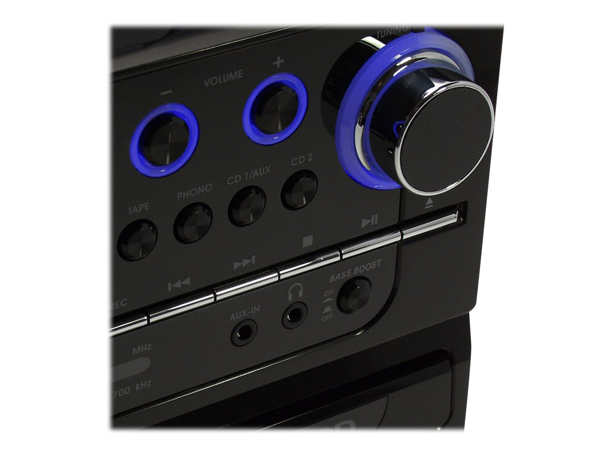 Jensen 5 in 1 Music System
