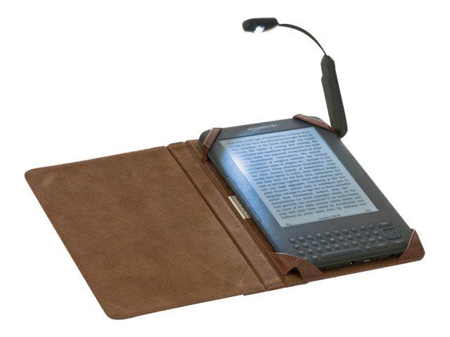 M-EDGE eLuminator Booklight - Graphite