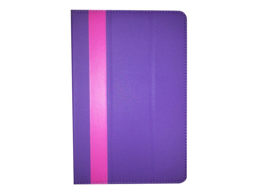 "Digital Energy 7"" Universal Tablet  Cover - Pink/Purple"