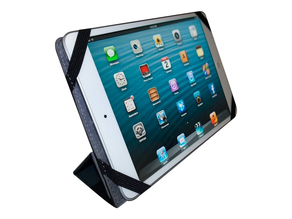 "Digital Energy 7"" Universal Tablet Case - Black/Grey"