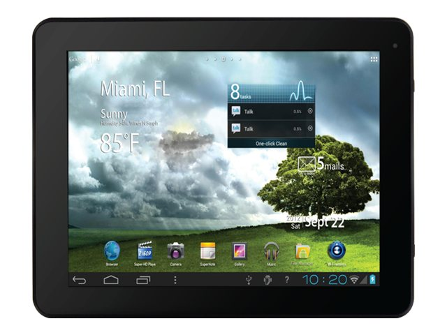"Mach Speed Trio Stealth 9.7"" Android Tablet"
