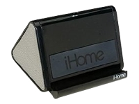iHOME Portable iPod®/MP3 Speaker System - Black