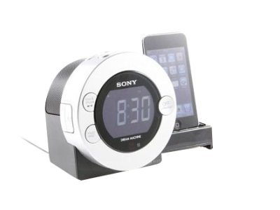 Sony Clock Radio for iPod® and iPhone™