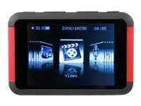 Mach Speed Rubicon 4GB 2.4 in. Display Portable Media Player