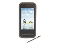 Mach Speed Trio T3000 4GB Touchscreen MP3 Player with Camera