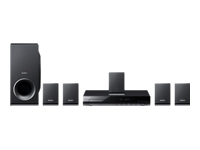 Sony 5.1 Channel DVD Home Theater System DAV-TZ140