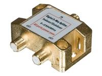Philips 2-Way Digital Splitter