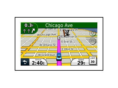 "Garmin nüvi® 50LM 5"" touchscreen with FREE lifetime map updates"