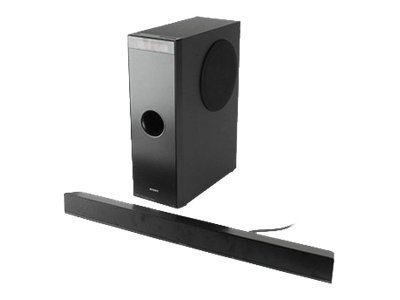 Sony 2-Speaker Home Theater System with Soundbar, 250W