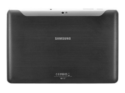 "Samsung Galaxy Tab 10.1"" with Wi-Fi™ - Metallic Gray/Black Back"