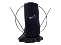 Supersonic HDTV and Digital Amplified TV Indoor Antenna