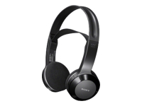 Sony Black Wireless Stereo Headphones