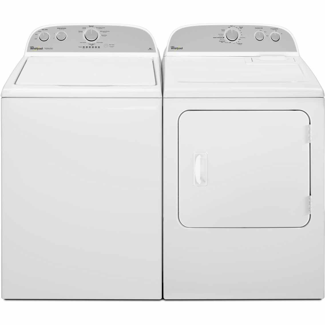 Whirlpool WTW4715EW 3.5 cu. ft. Top Load Washer - White (Select California Markets*)