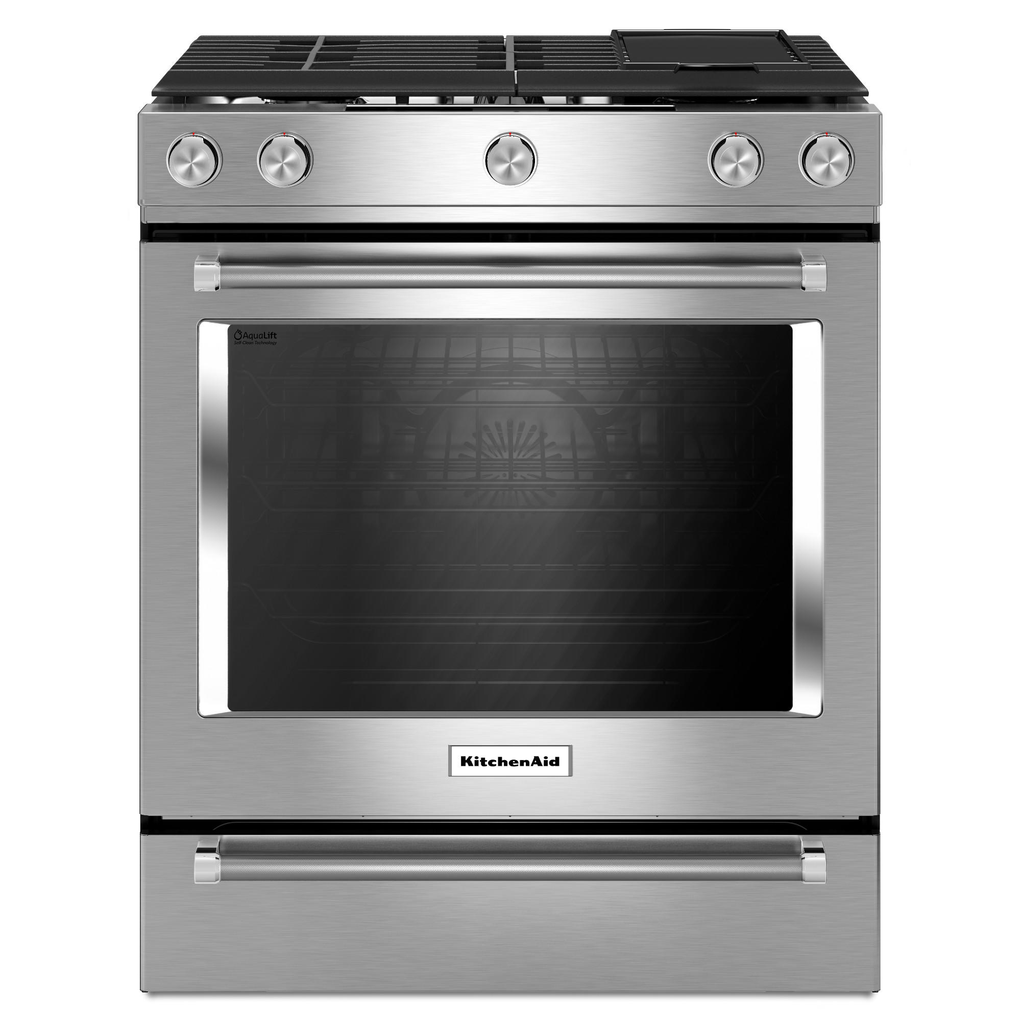 KSDB900ESS-7-1-cu-ft-5-Burner-Dual-Fuel-Convection-Slide-In-Range-Stainless-Steel