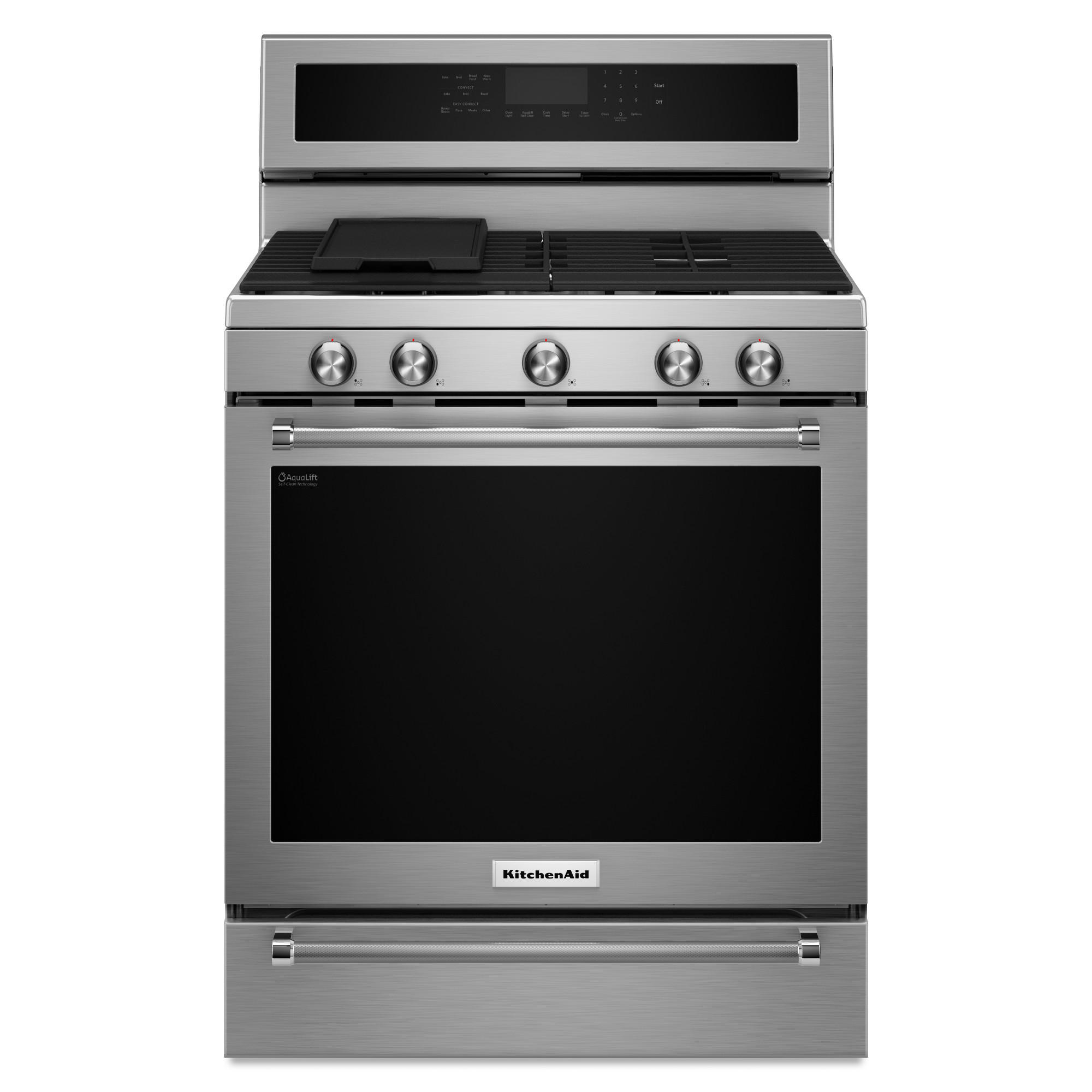 KFGS530ESS-5-8-cu-ft-Gas-Freestanding-Range-Stainless-Steel