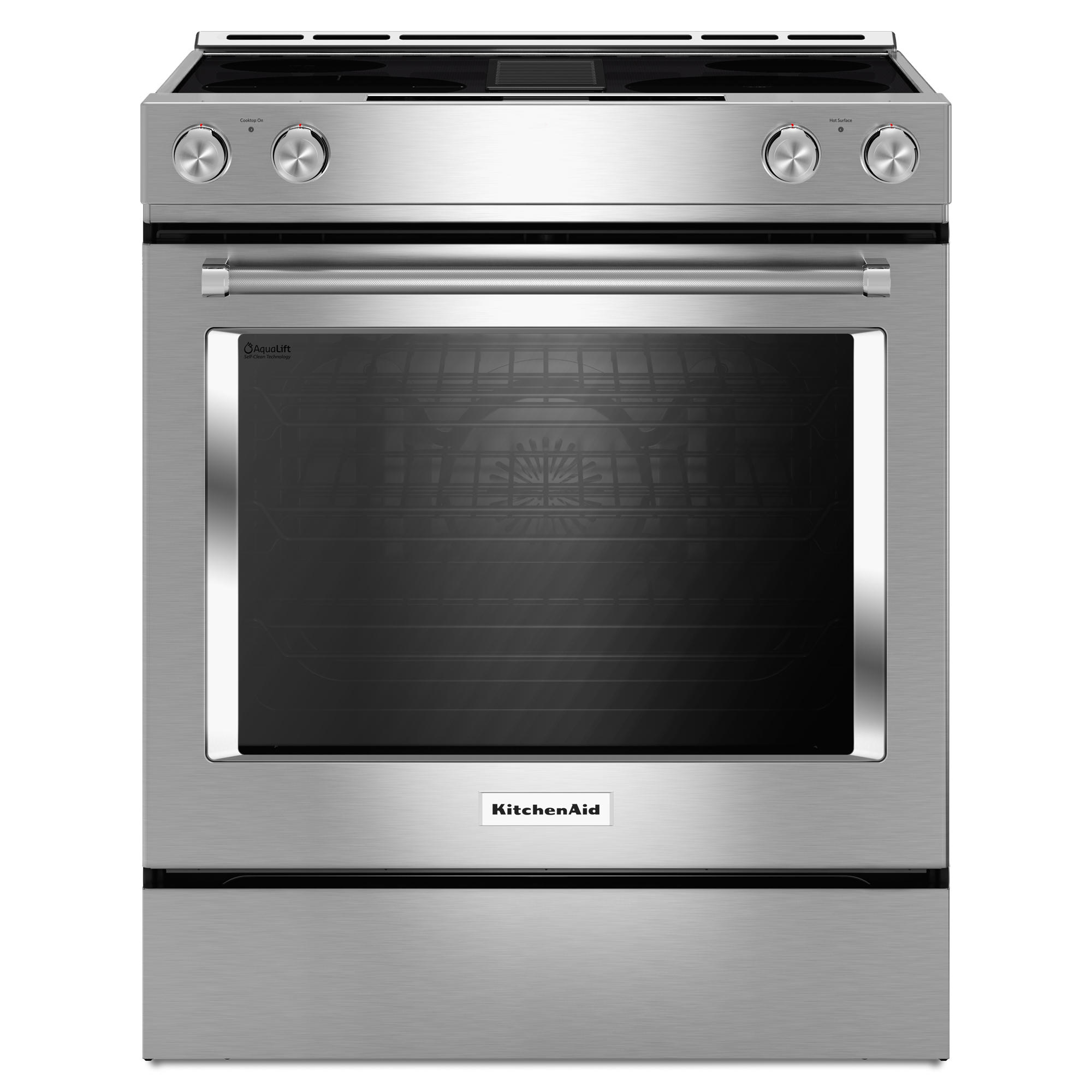KSEG950ESS-6-4-cu-ft-4-Element-Downdraft-Electric-Slide-In-Range-Stainless-Steel