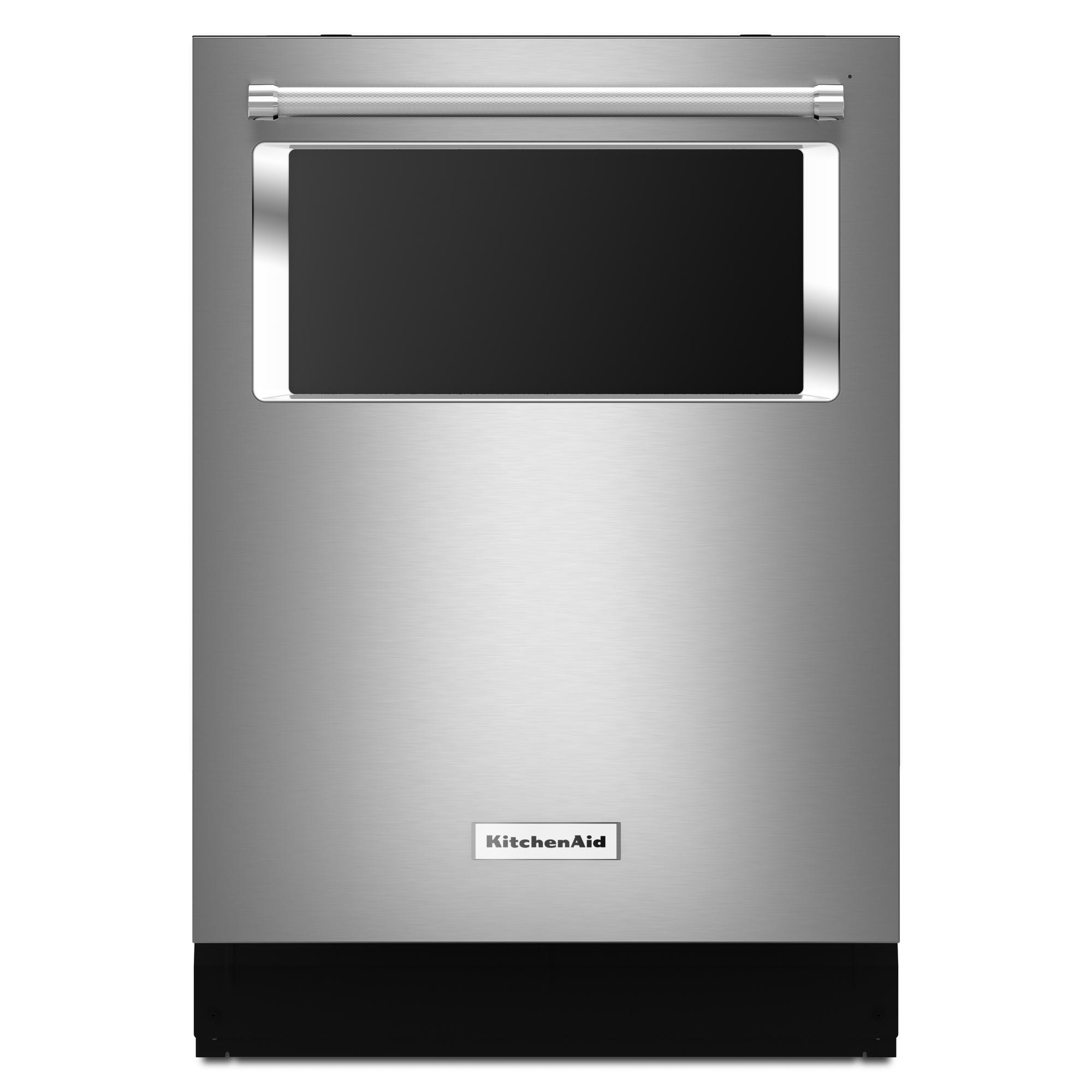 KitchenAid KDTM384ESS 24 Top Control Built-In Dishwasher - Stainless Steel
