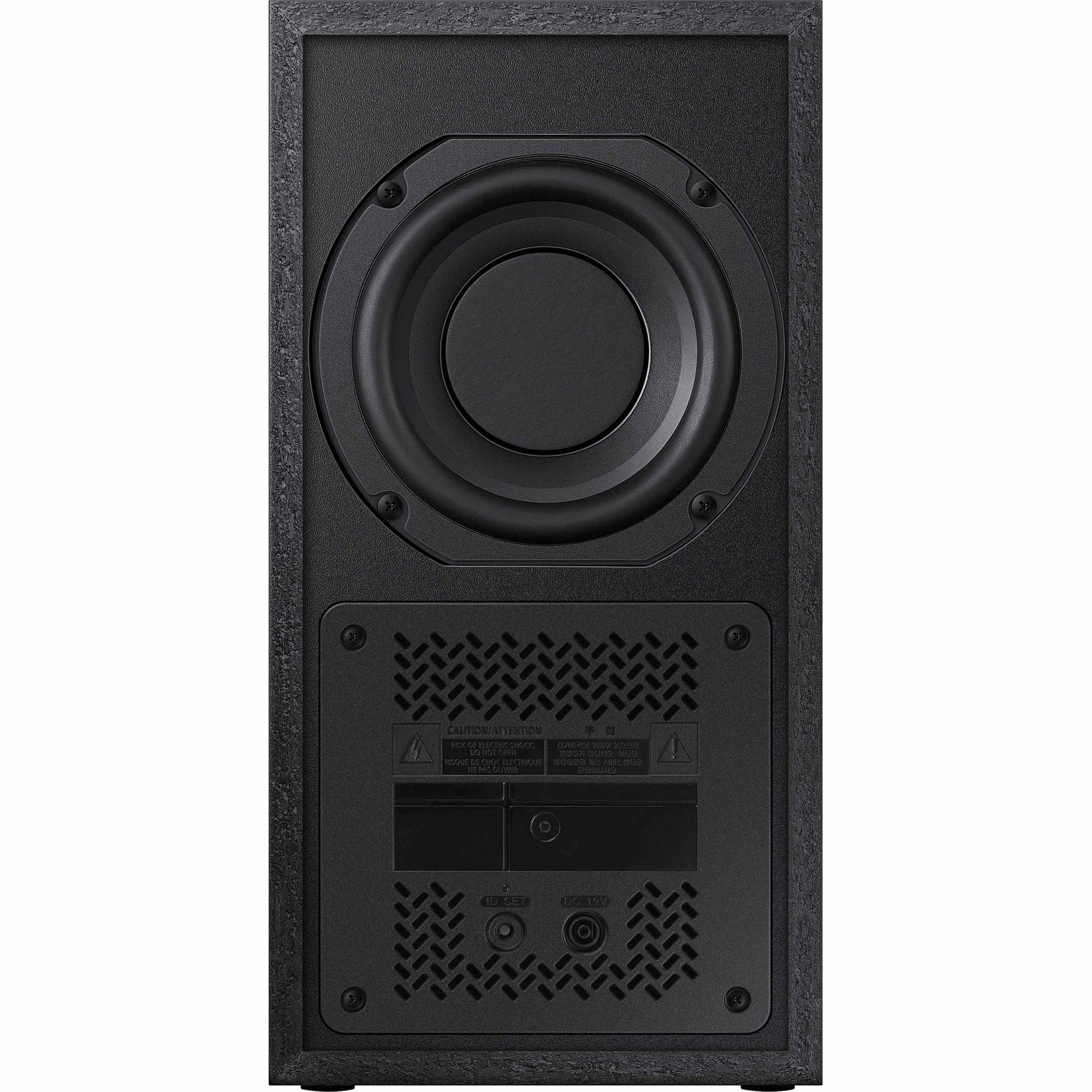 Samsung 2.1-Channel 130W Soundbar with Wireless Subwoofer - HW-K360