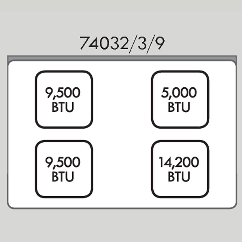 Kenmore 74032 5.0 cu. ft. Gas Range - White