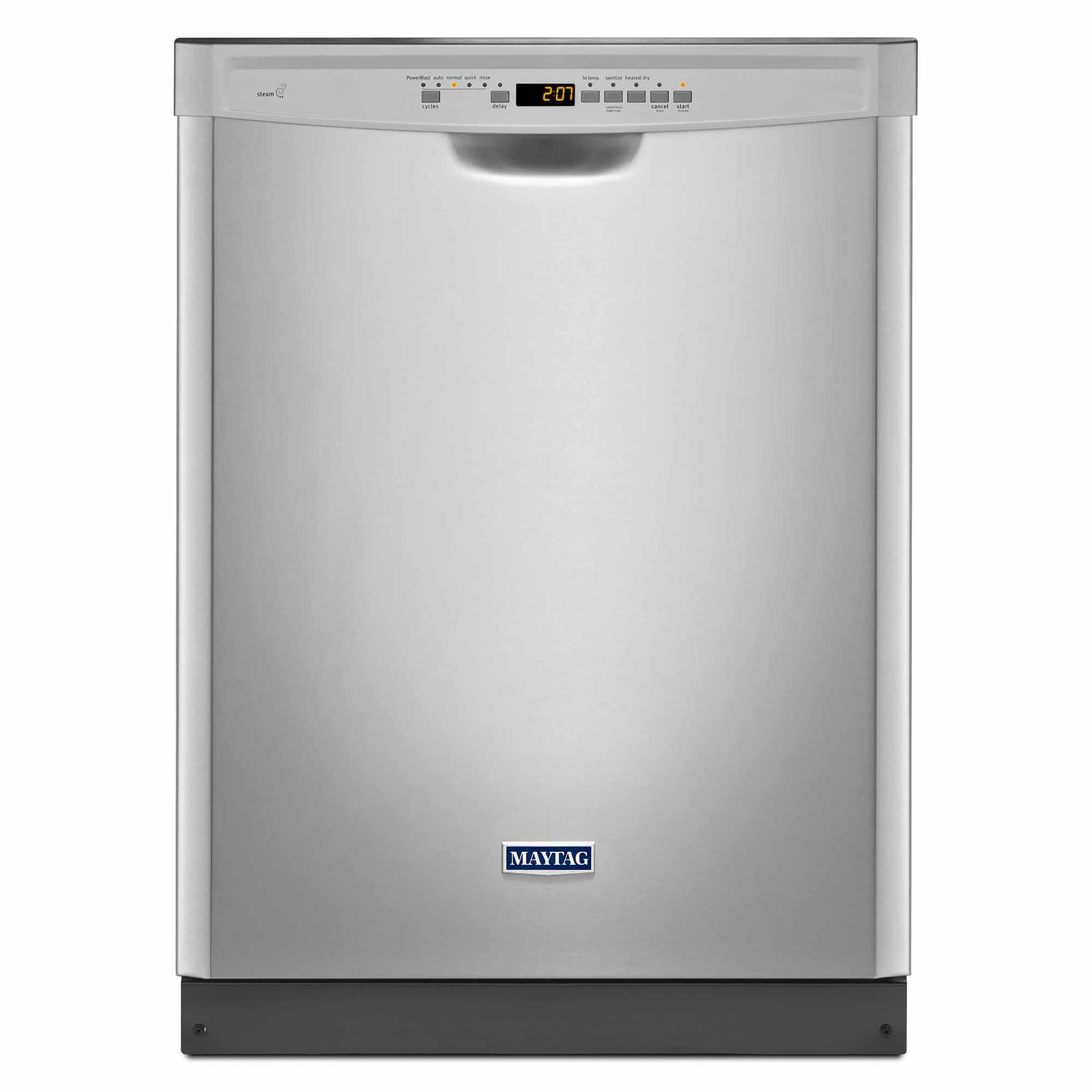 Maytag MDB4949SDM 24 Built-In Dishwasher w/ PowerBlast™ Cycle - Stainless Steel