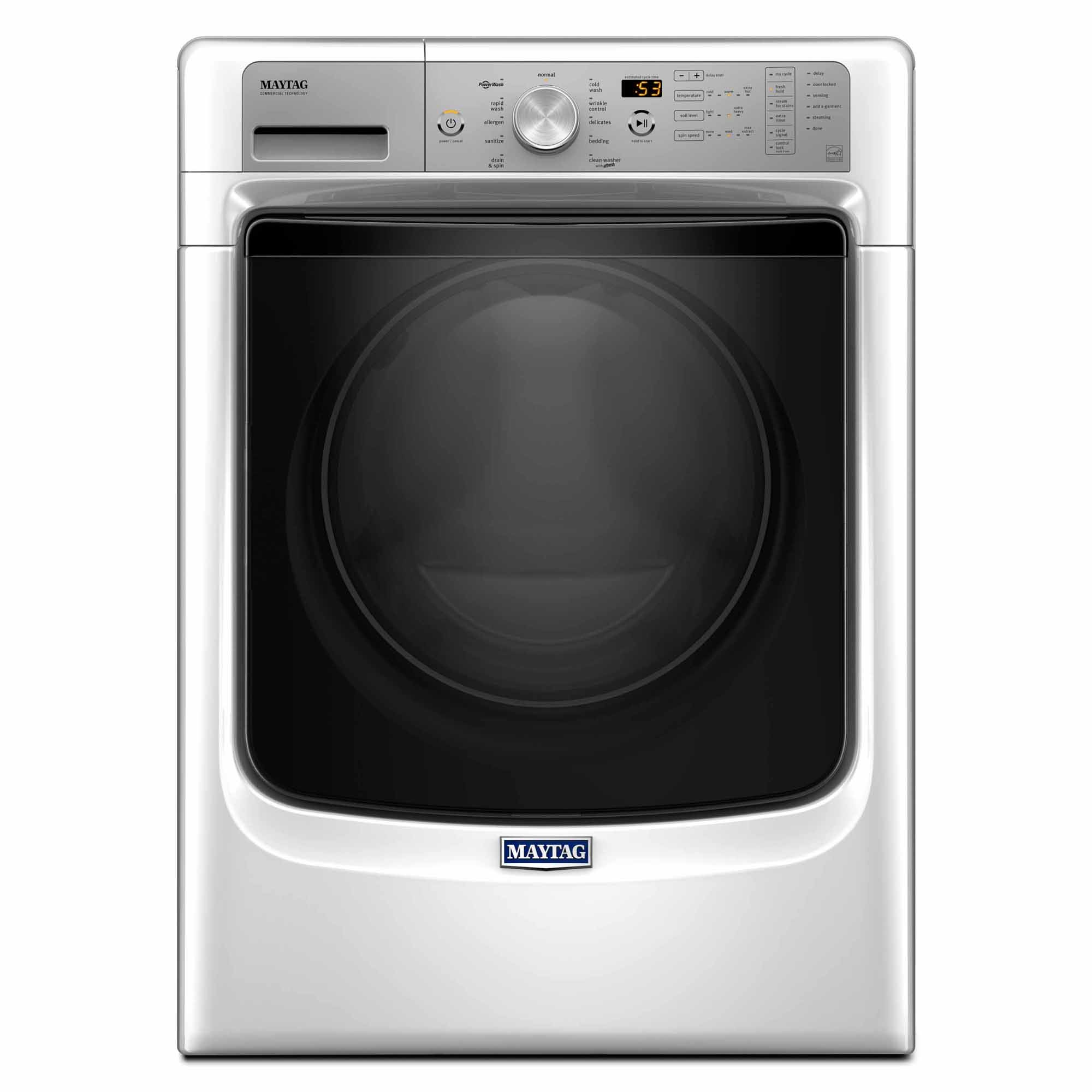 MHW5500FW-4-5-cu-ft-Front-Load-Washer-with-Fresh-Hold-Option-and-PowerWash-System-White