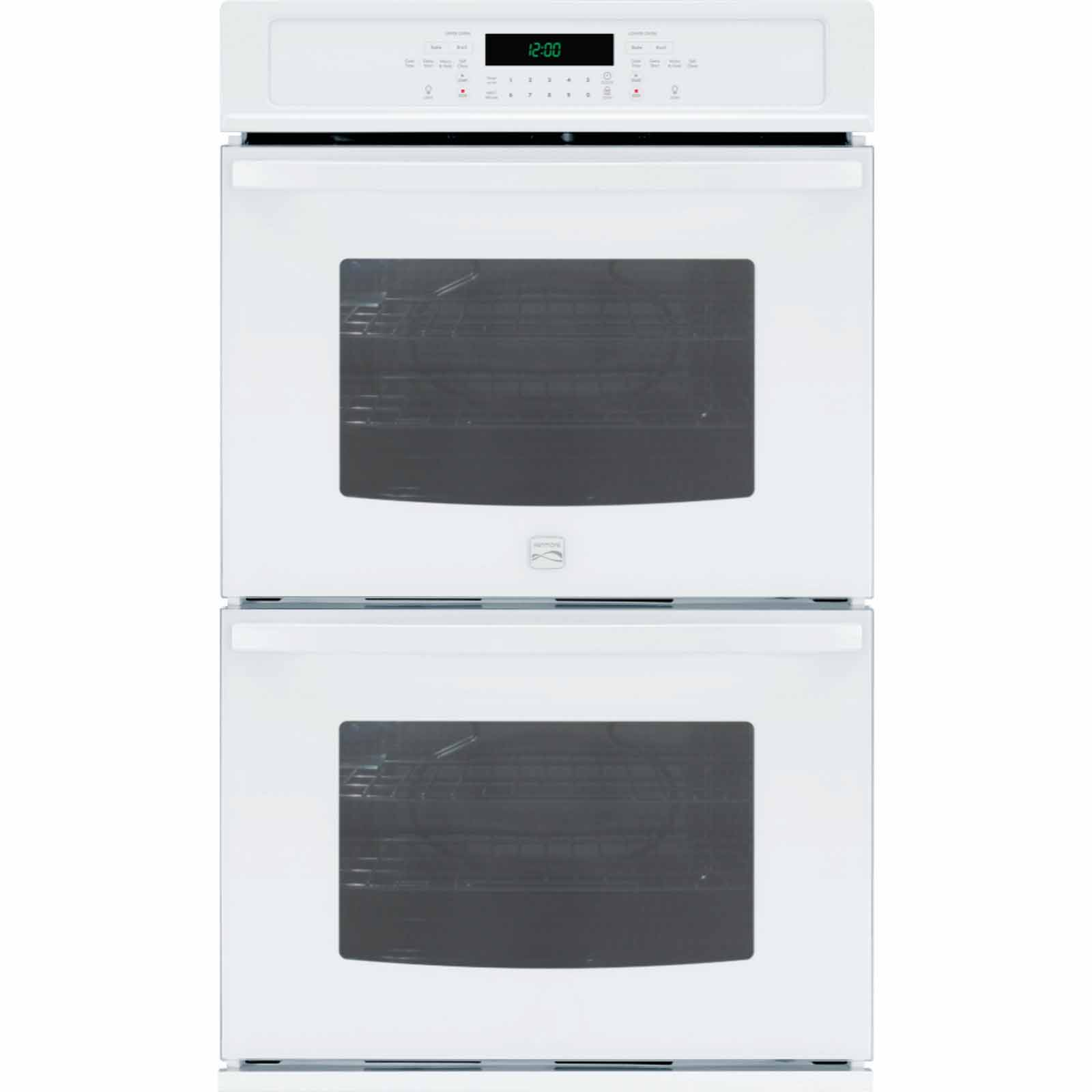 Kenmore 49442 30 Double Electric Wall Oven w/Select Clean® - White