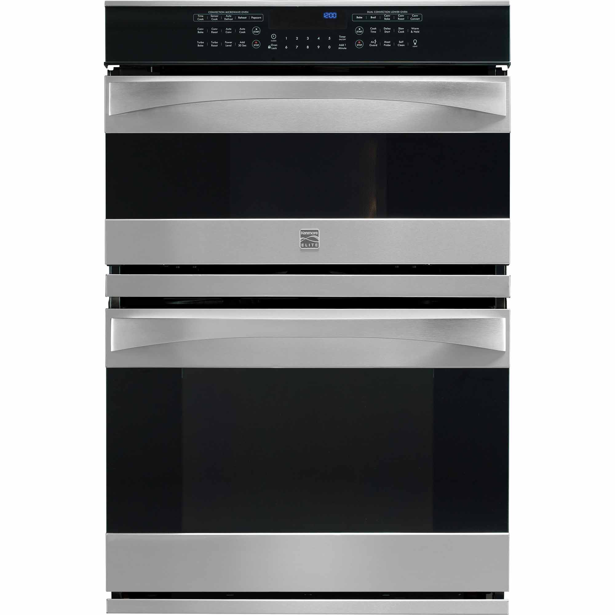 Kenmore Elite 49113 30 Electric Combination Oven
