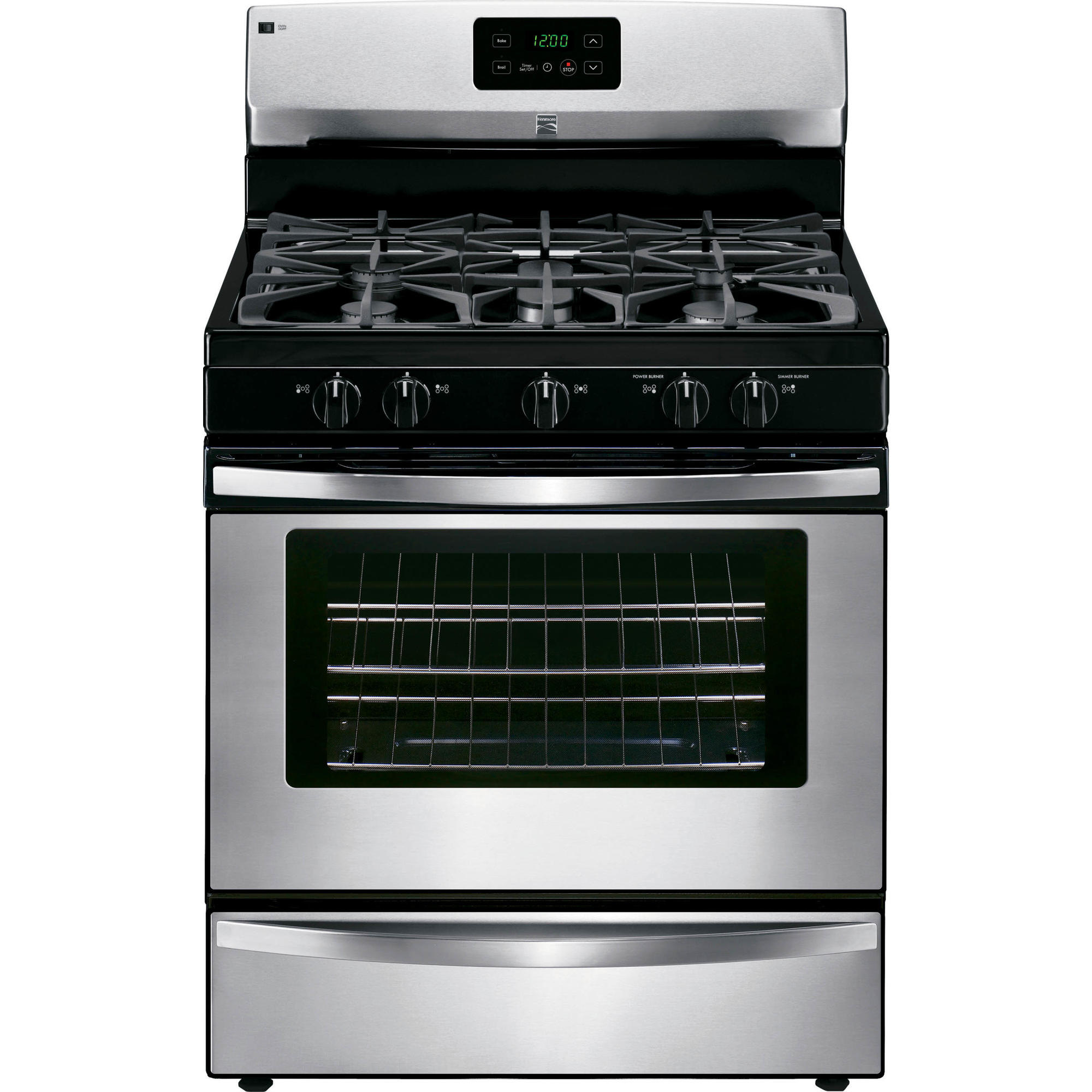 73433-4-2-cu-ft-Freestanding-Gas-Range-Stainless-Steel
