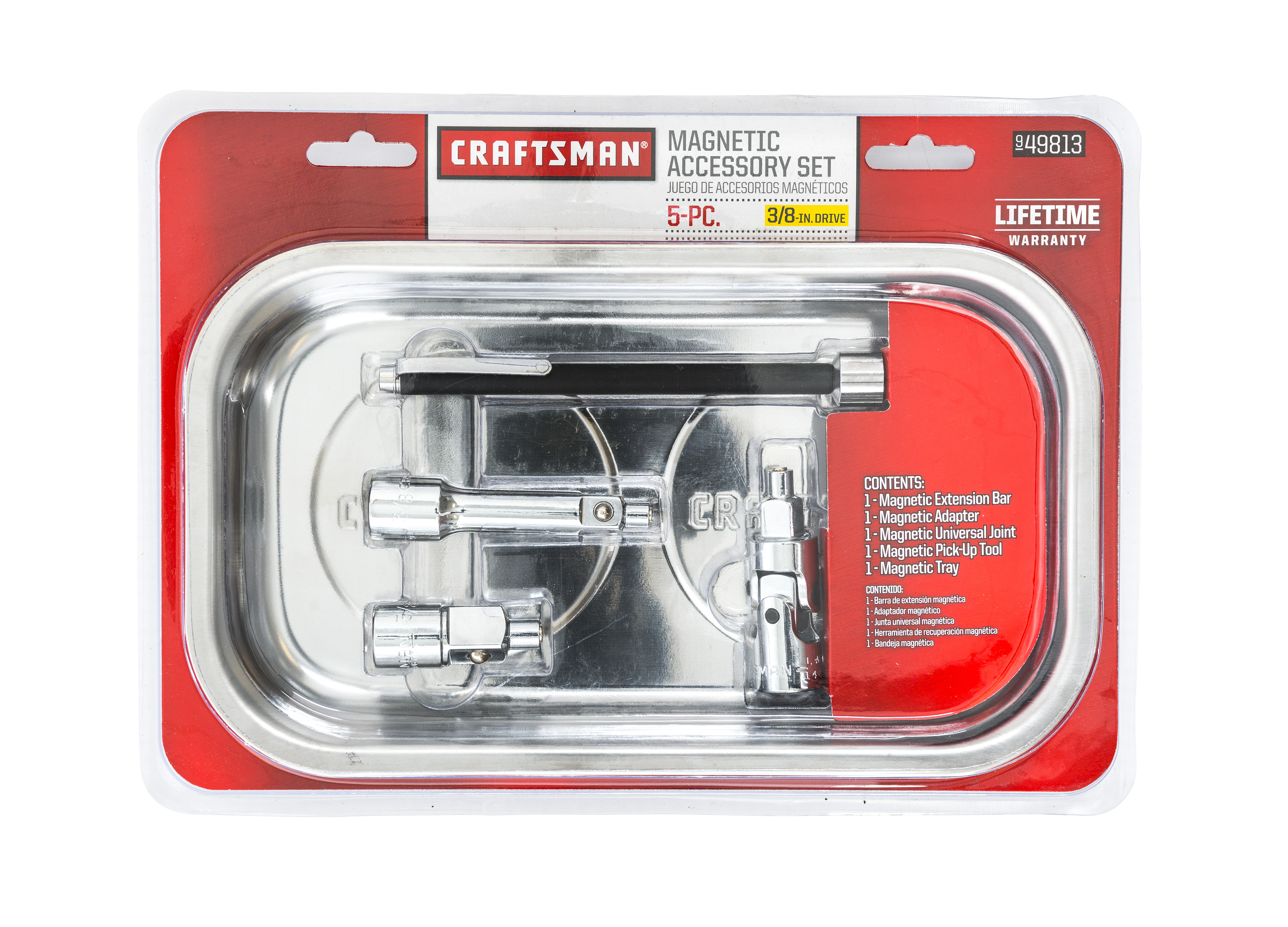 Craftsman 5PC MAGNETIC ACCESSORY SET