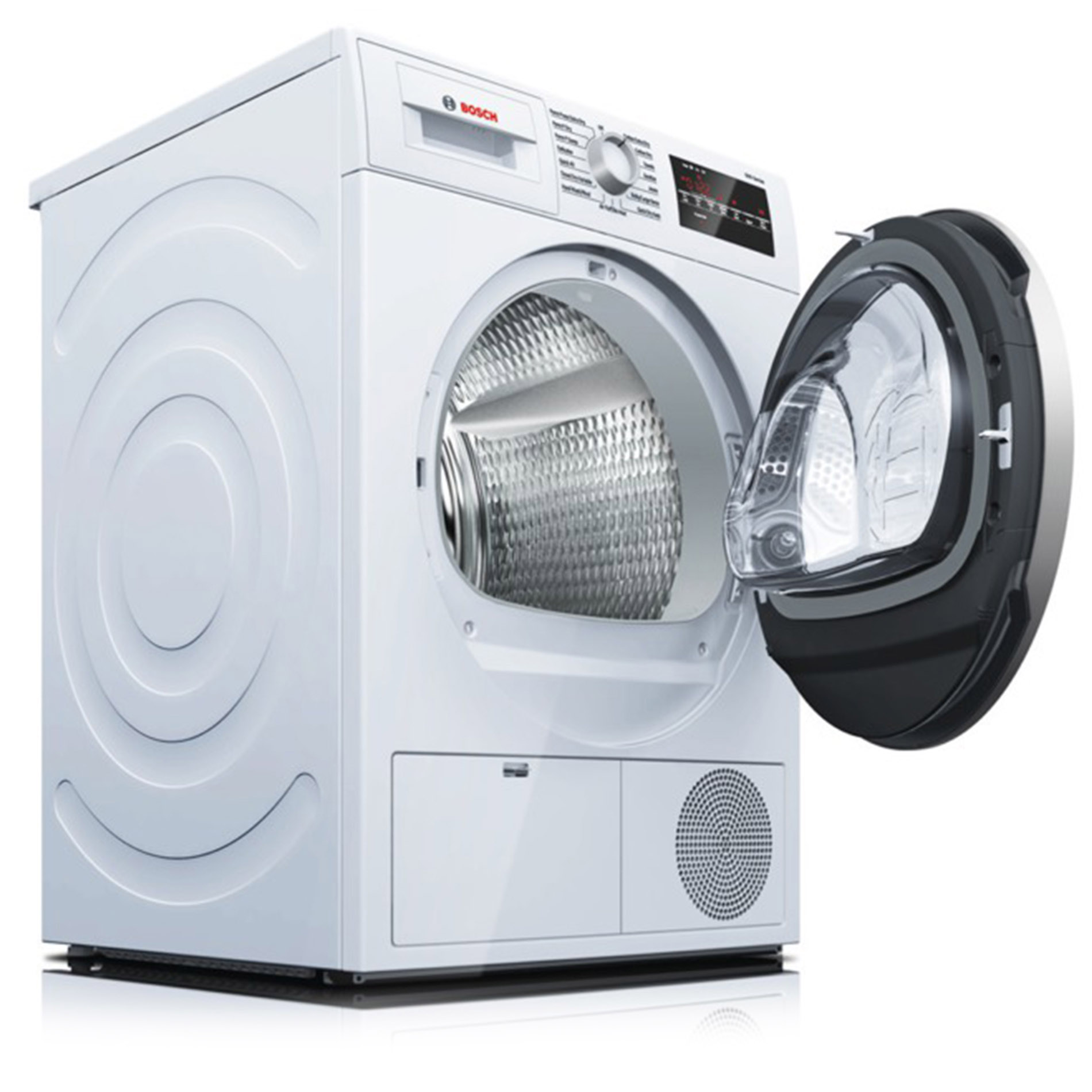Bosch WTG86401UC 500 Series 4.0 cu. ft. Compact Condensation Dryer - White