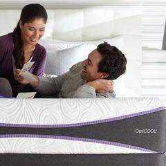 Sealy Comfort Series Ocean Pointe Gel Memory Foam Full