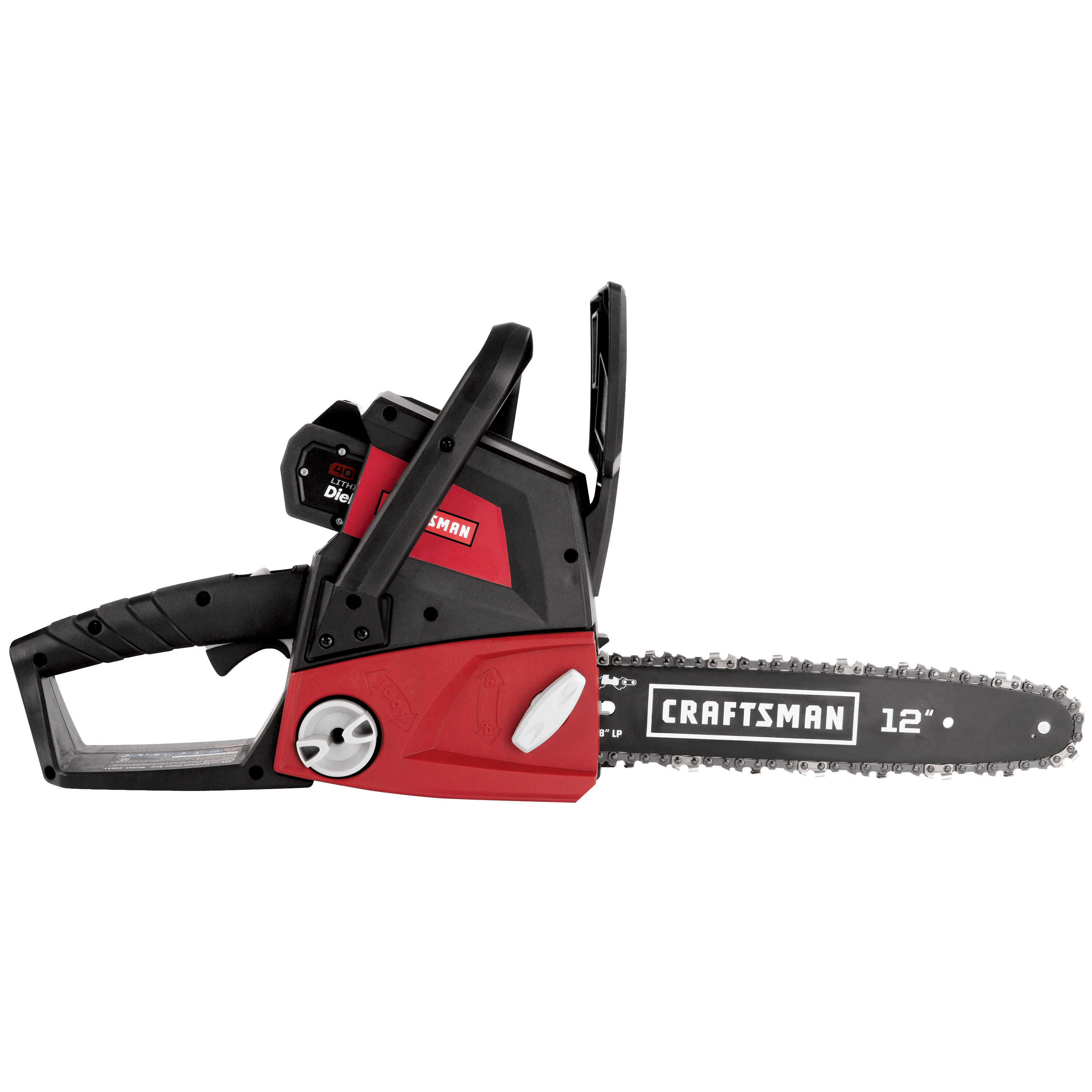 Craftsman 40V 12-in. Cordless Chainsaw (Non CA)