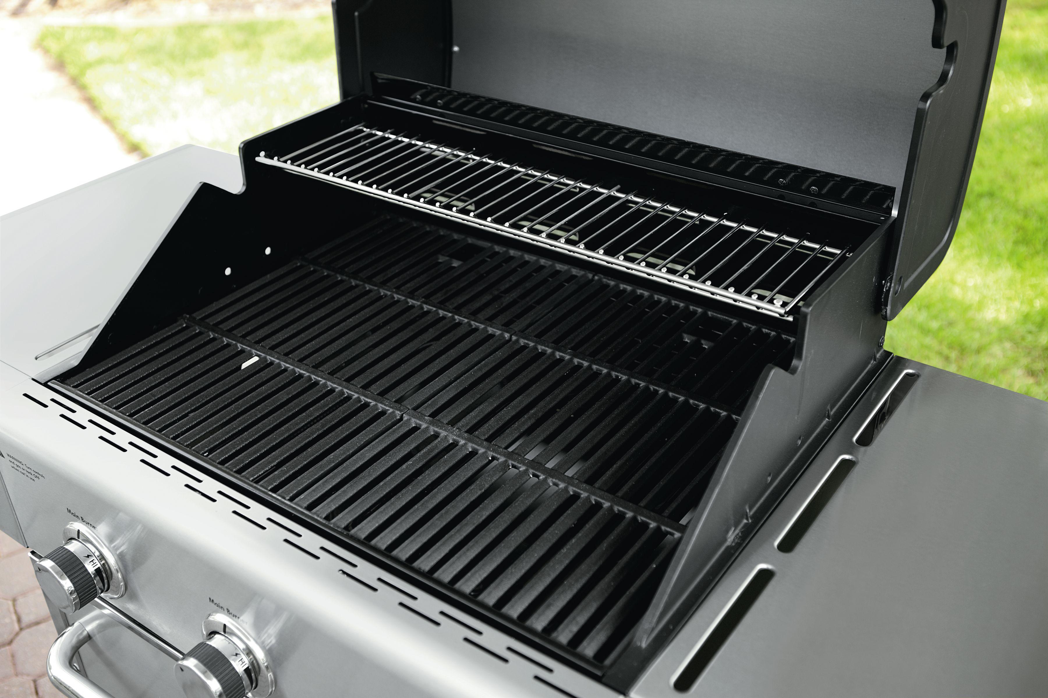 Kenmore Elite 550 Series 3 Burner Dual Fuel Green Gas Grill